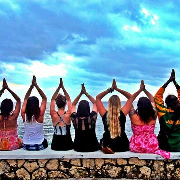 Yoga Adventure and Retreat in Negril Jamaica