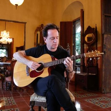 Mindfulness Through Music With Virtuoso David Barrett, Mexico – December 2018