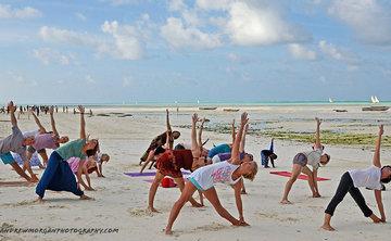 Back To Nature Yoga Retreats - Zanzibar