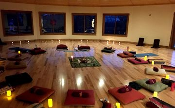Ground into Presence, Flow into Source Weekend Yoga Retreat