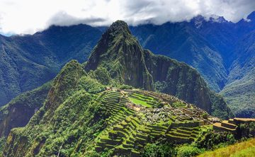 Breaking Through: Transformational Journey to Peru