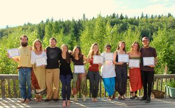 200 hour Yoga Teacher Training – July