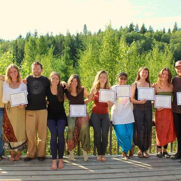 200 hour Yoga Teacher Training – July