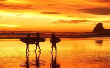 Yoga & Surf Retreat, Sept 12-19, Playa Maderas, Nicaragua