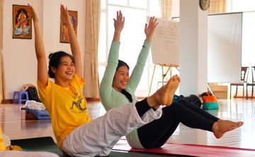 Yoga Weekend Retreat 20 – Apr 22 2018
