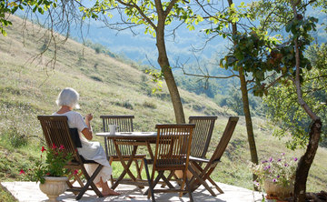 Silent Retreat in Assisi, Italy