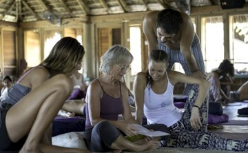 Hridaya Yoga Retreat: Module 5