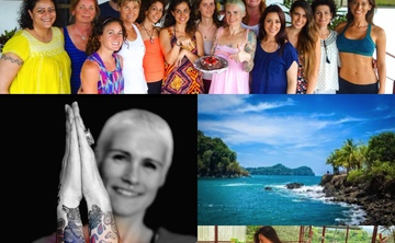 Superfood Raw Chef Certification & Yoga Retreat Costa Rica