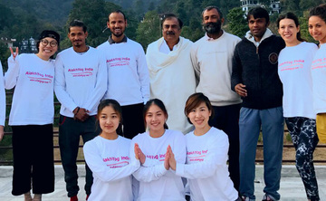 200 hours Hatha Yoga Teacher Training in India