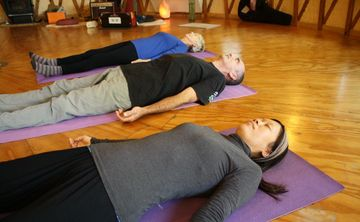 Professional Development Retreat - Yoga Nidra, Restorative Yoga & Breathing Practices