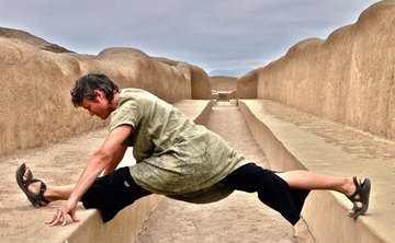 Original Instructions Skills Immersion Week in Chaupin (Chavin), Peru