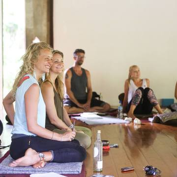 School of Scared Arts - 200 Hour Yoga Teacher Training, Bali - October