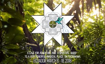 Heart Journey to the Centre ~ Ecuador, March 2018