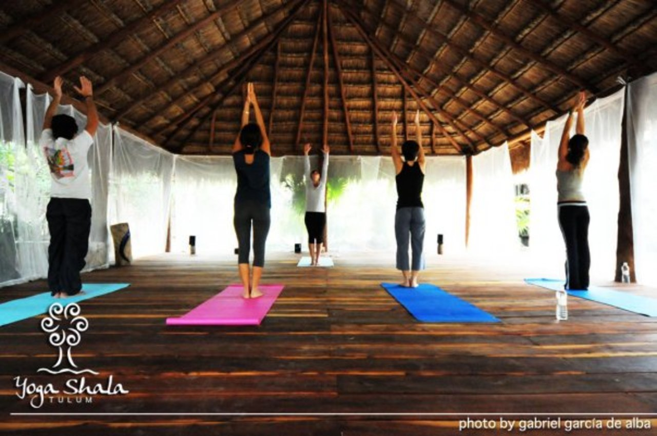 affordable yoga retreat in tulum mexico event. Black Bedroom Furniture Sets. Home Design Ideas