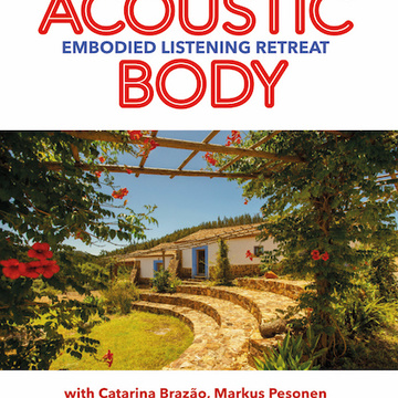 Acoustic Body Retreat Portugal
