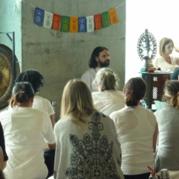 New Year's Satsang Workshop at Ayurveda Rituals, Toronto