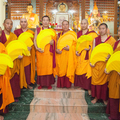 The Monks from the Drepung Gomang Monastic College