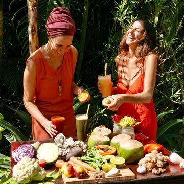 7 days/ 6 nights Holistic Healing/ Personal Transformation retreat with Yoga/Mindfulness, Optional Juice Detox Copy