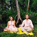Matt and Katt channels divine love through sound