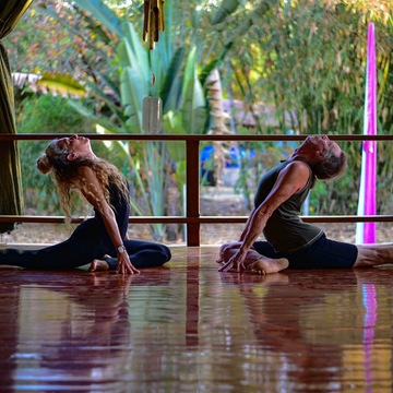 14 Day Ashtanga Yoga Teacher Training in Costa Rica - May 2018