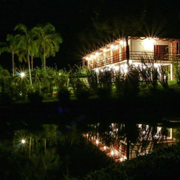 5 Day RESTORATIVE YOGA Eco-Garden Lodge | Hot Springs, Amazonian Detox Juicing & Massages