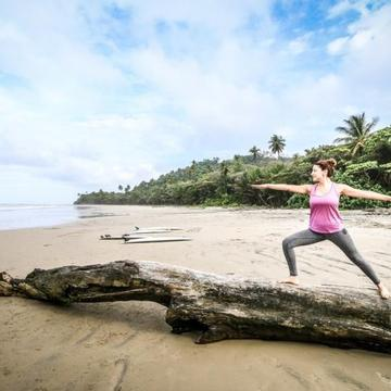 Vajra Sol Surf & SUP Yoga Retreats