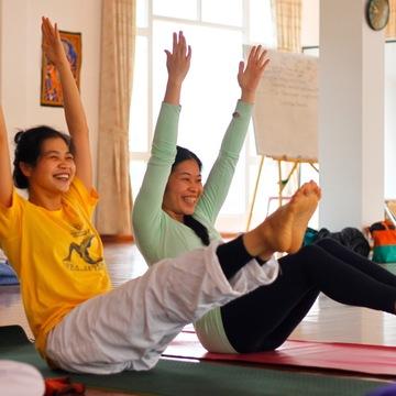 Family Yoga Camp 27-30 Jun 2018