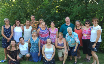 70th Anniversary Reunion Weekend 1