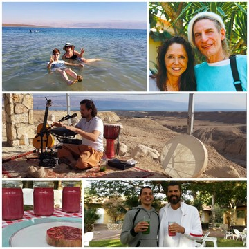 9-Day Spiritual Juice Fasting Retreat | Dead Sea, Israel