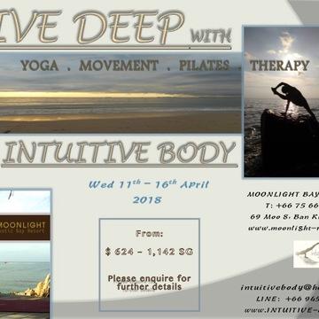 DIVE DEEP, Yoga Retreat Immersion
