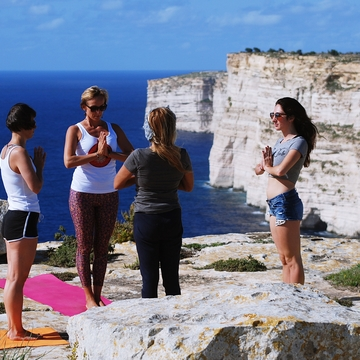 COOK YOUR HEART OUT - 7 days of Cooking Guidance, Yoga and Mindfulness Retreat in Gozo, Malta