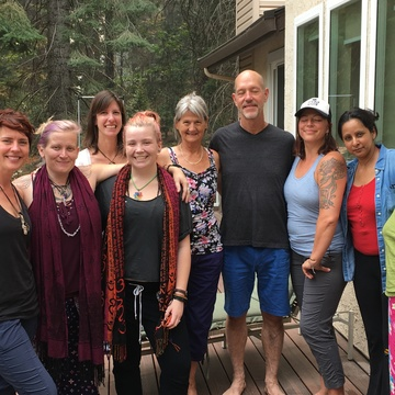 Reiki 1 and 2 Retreat- Walk the Path of the Healer!