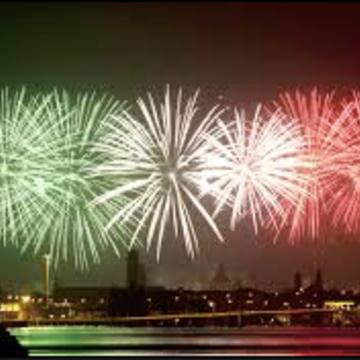 New Year Eve Venice Venezia Italy