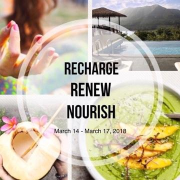 KeepEATreal Wellness Retreat