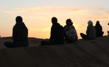 'Grounding while Moving' Yoga Retreat Morocco