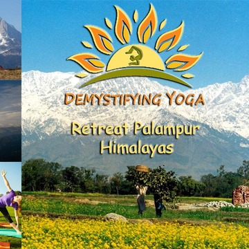 15 DAYS YOGA RETREAT IN PALAMPUR, HIMALAYAS INDIA
