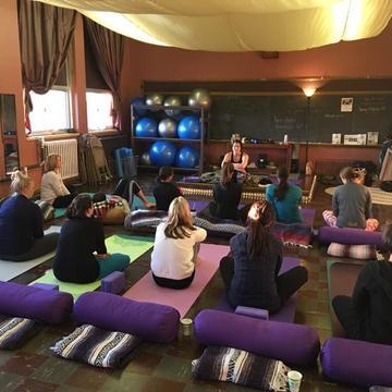 Replenish Yoga & Wellness