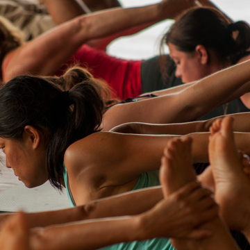 200 h. Yoga Teacher Training in Tuscany, Italy