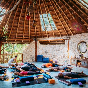 Yoga + Energy Retreat in Tulum, Mexico