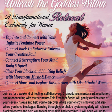 Chakradance-Unleash the Goddess Within