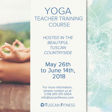 Yoga Teacher Training – 200 hours – w/ Peter Kaaberbøl Kristensen