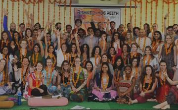 500 hour Yoga Teacher Training Course in Rishikesh, india Rishikesh Yogapeeth