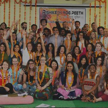500 hour Yoga Teacher Training Course in Rishikesh, india Rishikesh Yogapeeth