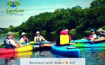 Kayaking, Yoga & Meditation – Sunday, June 3