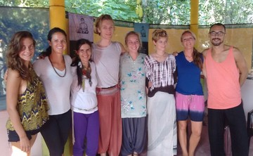 Reiki Therapist and Counselor Course in South India, Varkala Beach