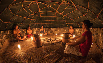 4 day/3 night Yoga/Meditation retreat with Temazcal, Indigenous Rituals and Sacred  Ceremony
