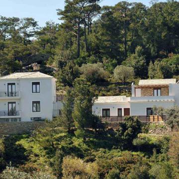 Olive Tree Garden Retreat Ikaria