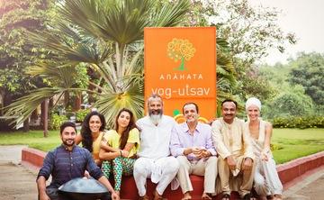 Anahata Yog Utsav,5-days of loving, healing and learning