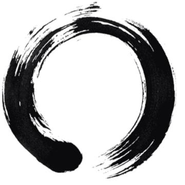 Zen Retreat: The Moon at the Window