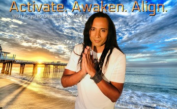 Day of Transformation with Master Psychic Channel and spiritual teacher Riz Mirza!